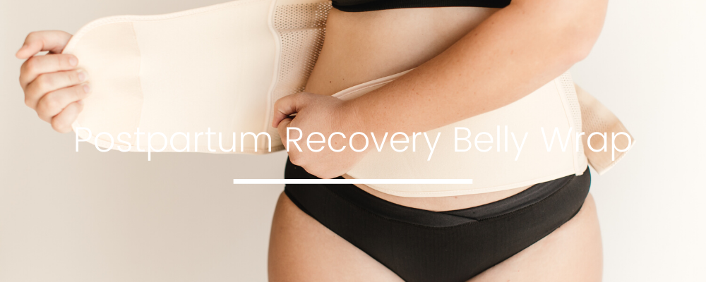 Postpartum Recovery Belly Wrap