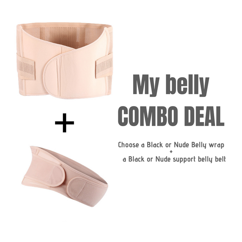 My Belly Bundle | Nude