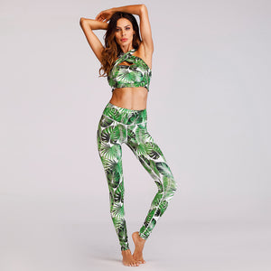 Fitness Wear | Green Leaf