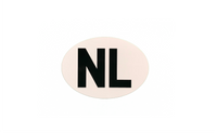 NL sticker