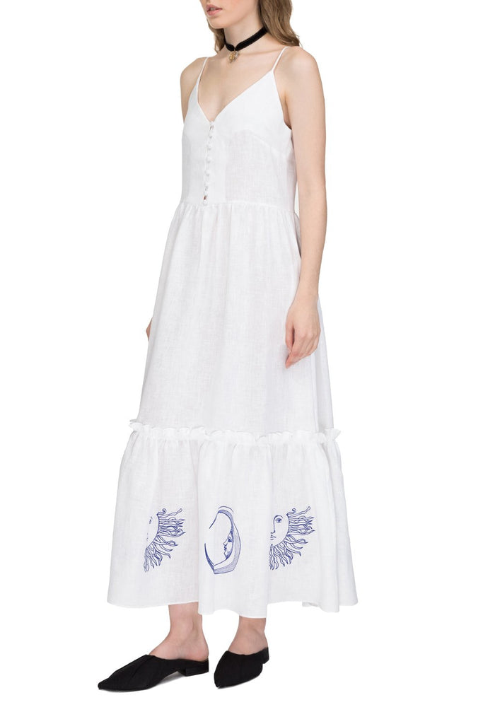 """Moon and Sun"" Dress"