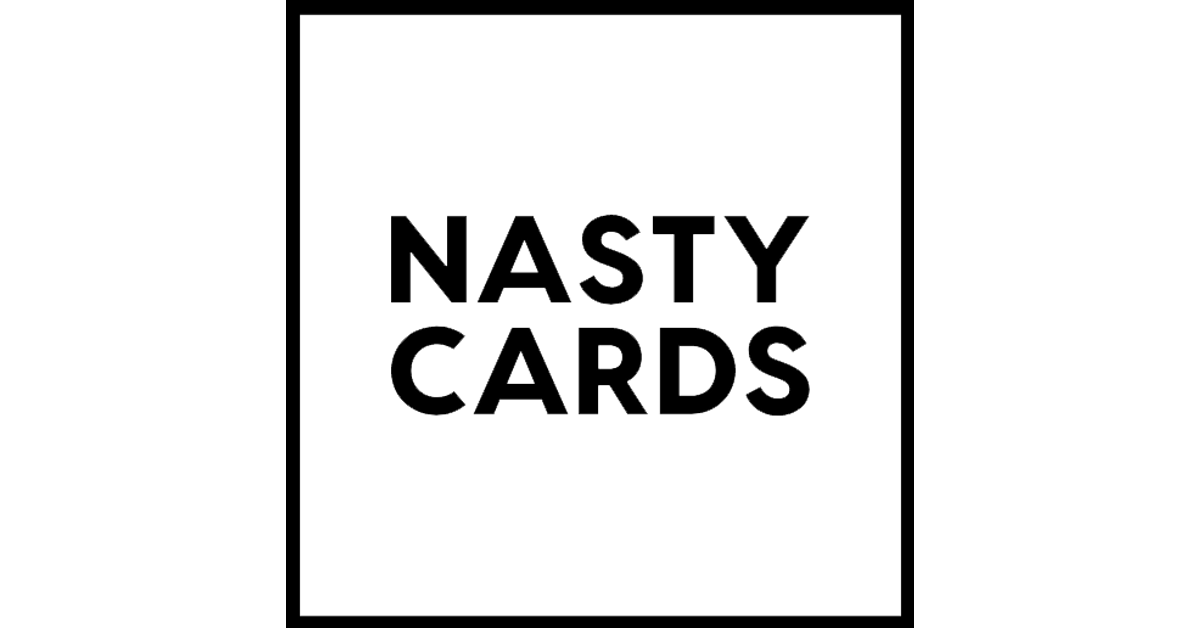 Nasty Cards Send The Perfect Rude Offensive Card