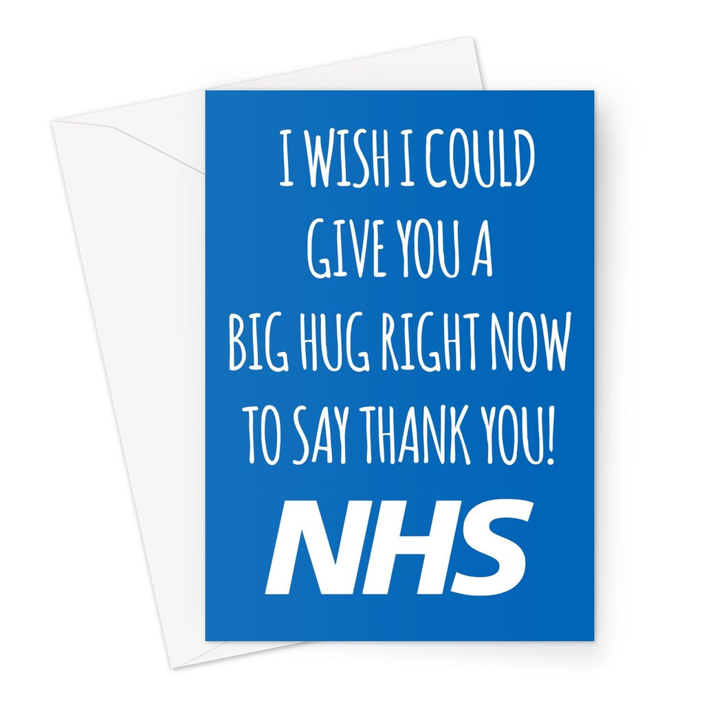 NHS BIG HUG