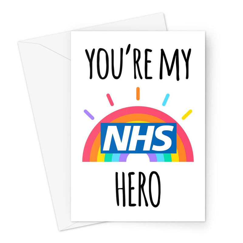 YOU'RE MY NHS HERO