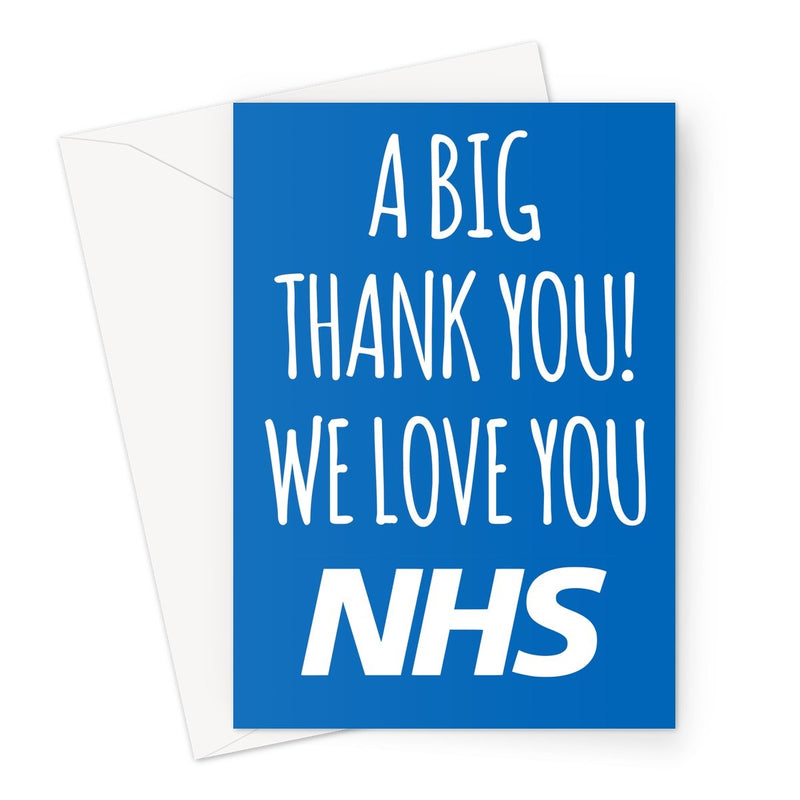 NHS BIG THANK YOU