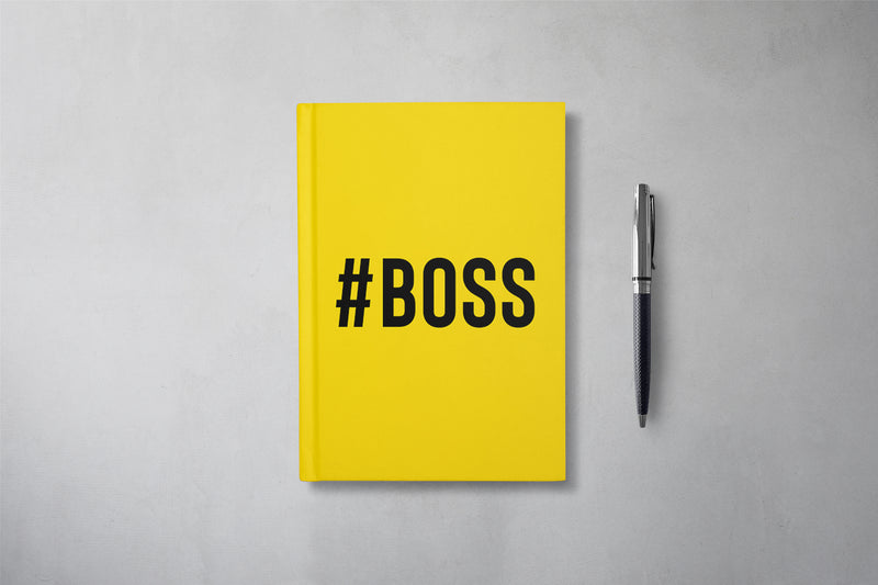 BOSS NOTEBOOK