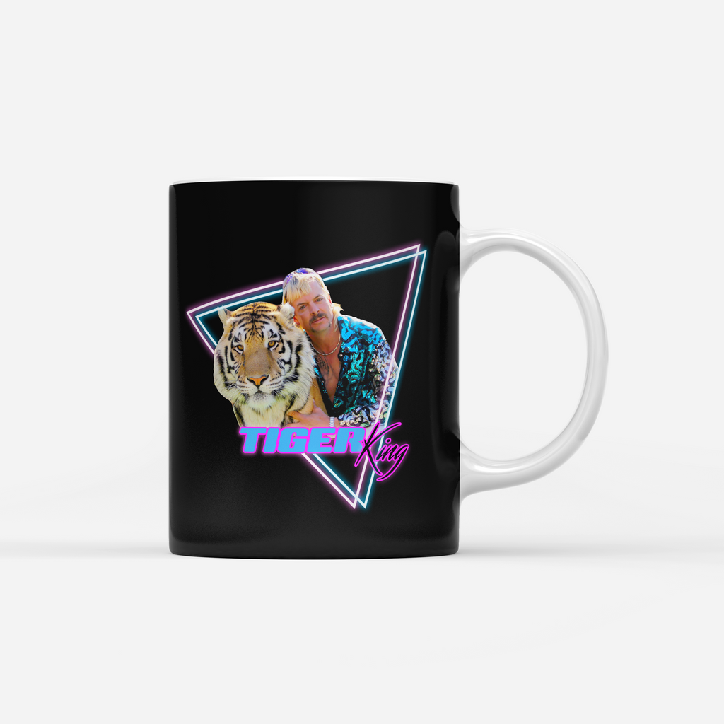 TIGER KING RETRO MUG