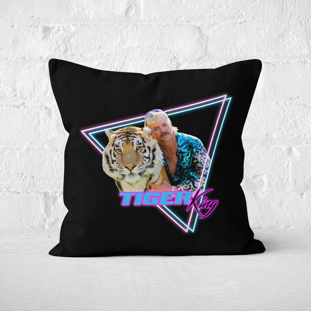 TIGER KING RETRO CUSHION