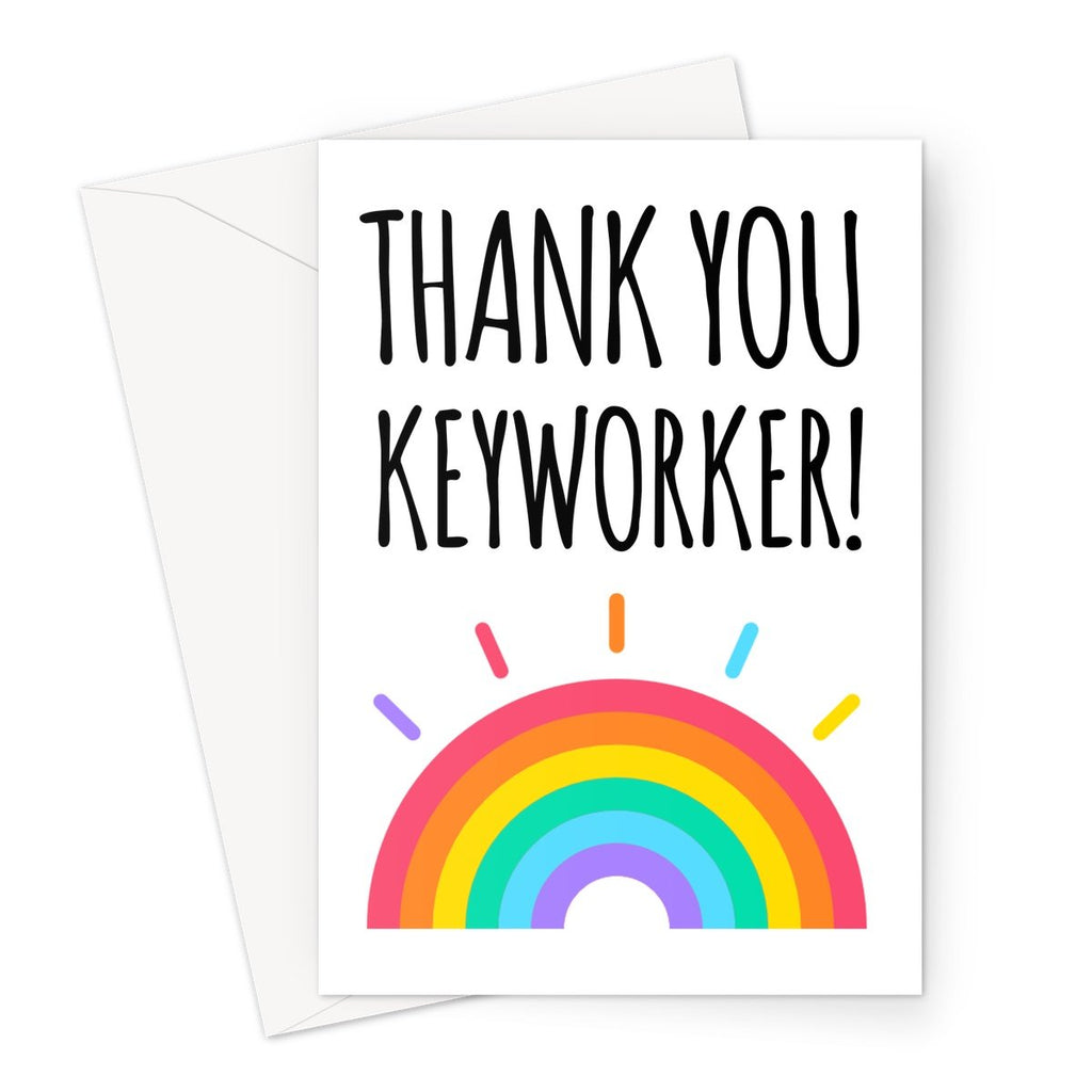 THANK YOU KEY WORKER