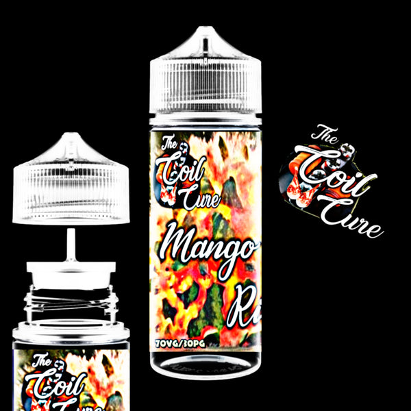 The coil cure 120ML Mango Riesling