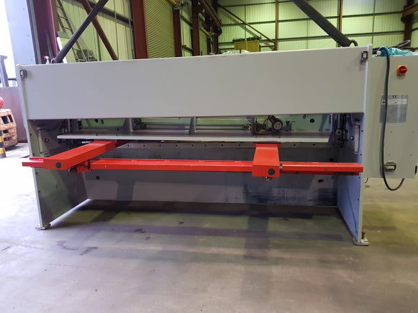 Edwards Pearson VR 6.5mm x 3000mm Hydraulic Guillotine