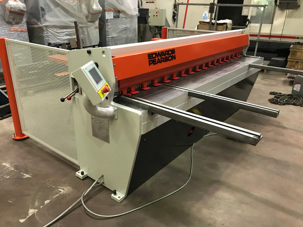 Edwards Pearson 3.5/2500 DD Mechanical Shear