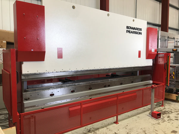 Edwards Pearson PR6 150t x 4100mm 6 Axis CNC Pressbrake
