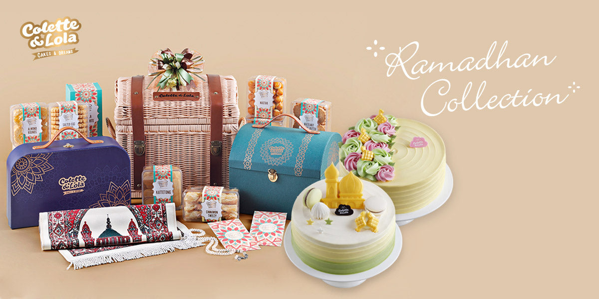 Colette & Lola Ramadhan Hampers and Cakes