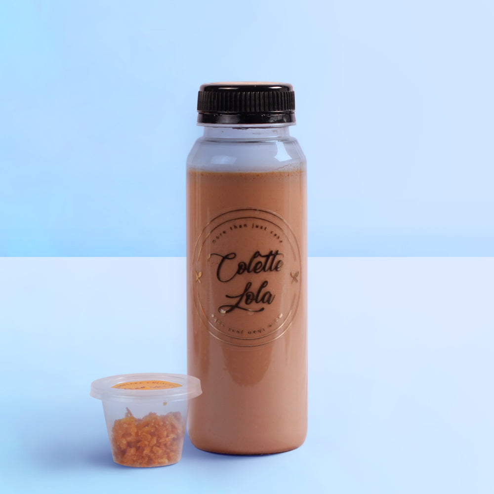 Chocolate Cereal Milk
