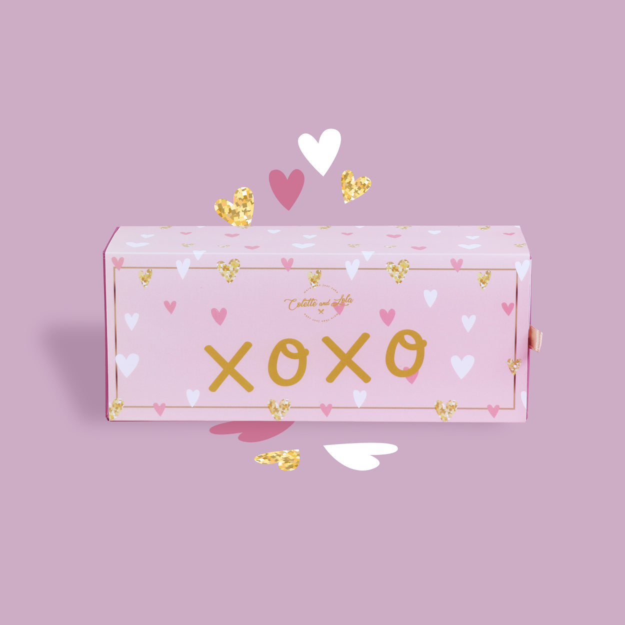 XOXO - Gift Box Sleeve
