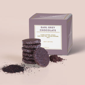 Colette Lola - Earl Grey Chocolate Cookies