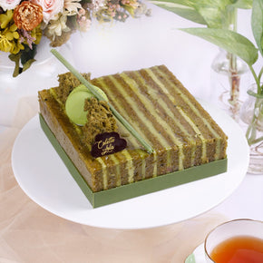 Japanese Green Tea Opera
