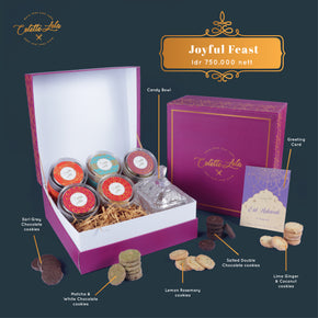 Colette Lola's Lebaran Collection Hamper 'Joyful Feast' Contents