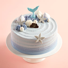 Mermaid Cake - Colette & Lola