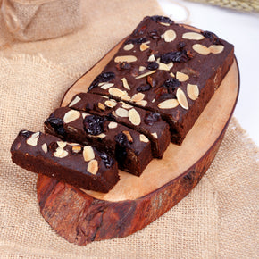 Fudgy Date Brownies
