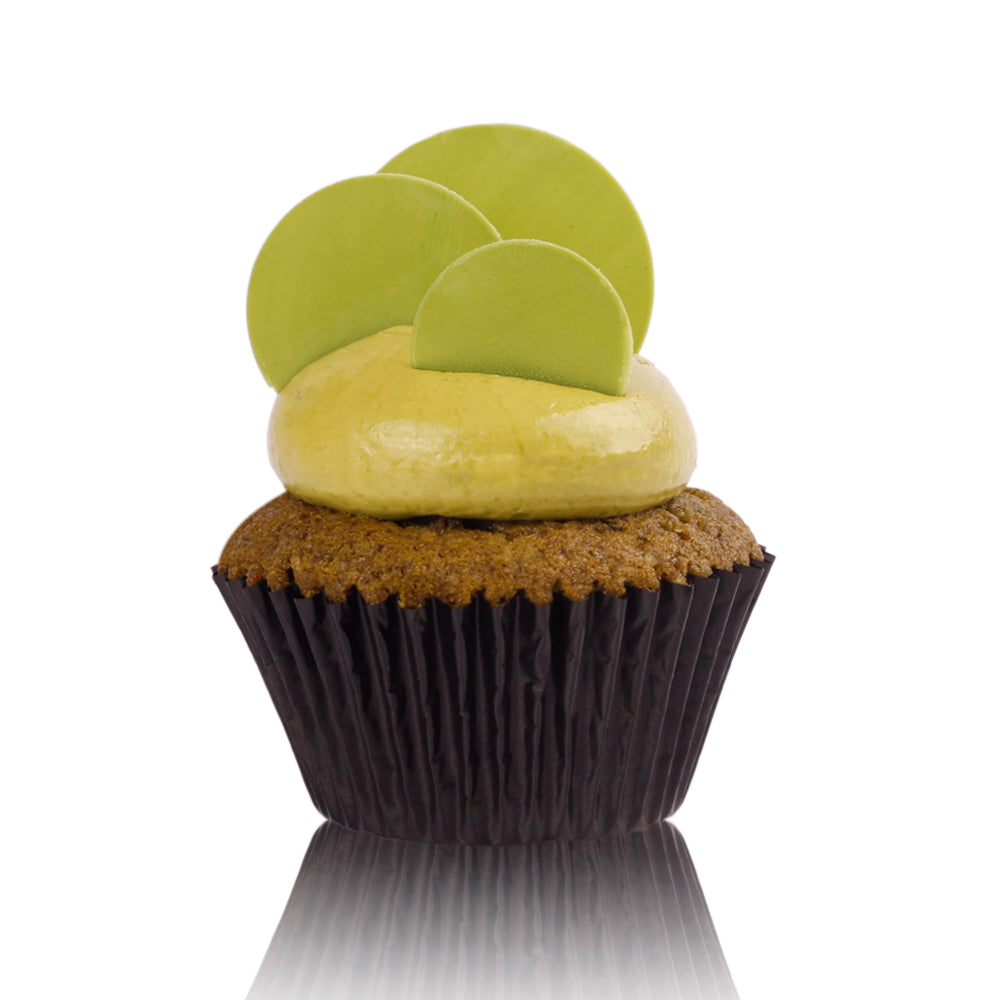 Matcha Green Tea Cupcake