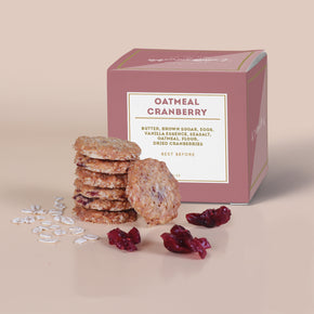 Colette Lola - Oatmeal Cranberry Cookies