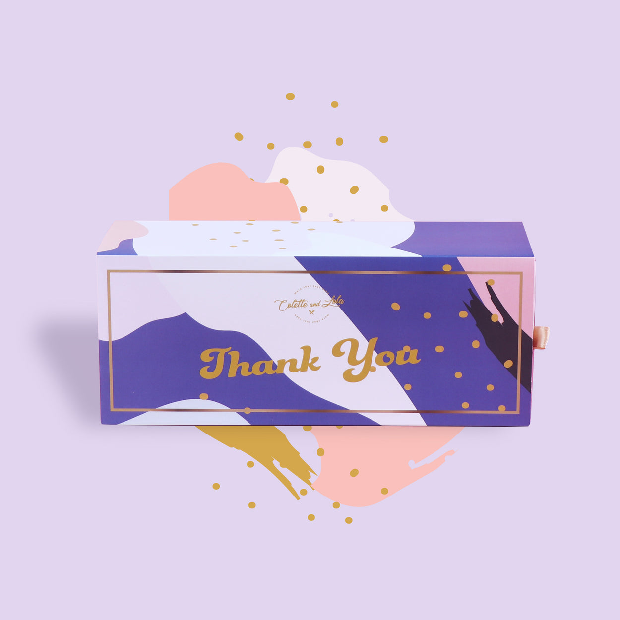 Thank You - Gift Box Sleeve