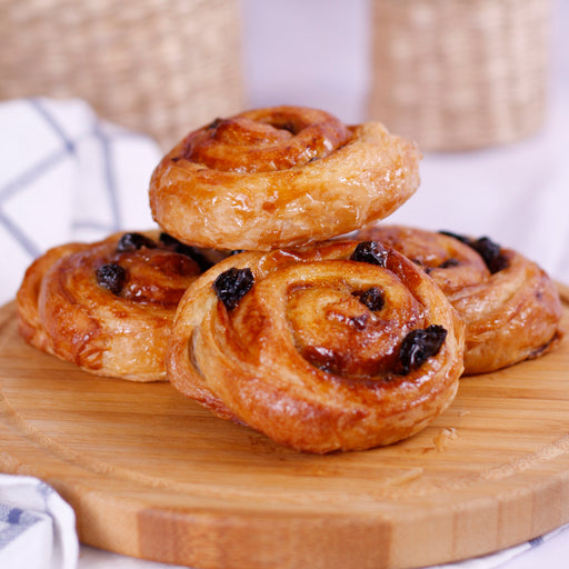 Mini Raisin Roll