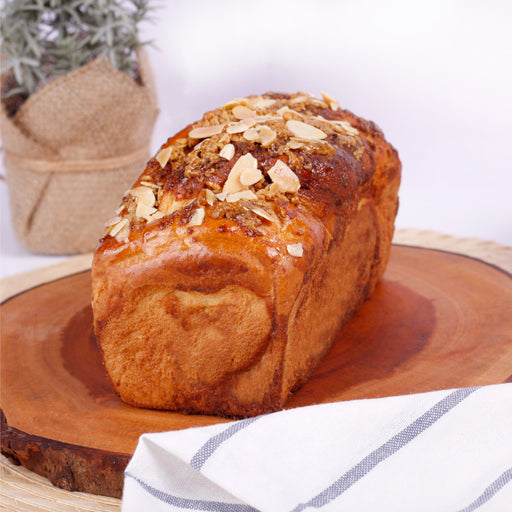 Brioche Almond Loaf