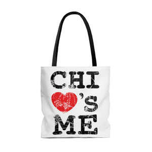 Chi Loves Me Tote Bag
