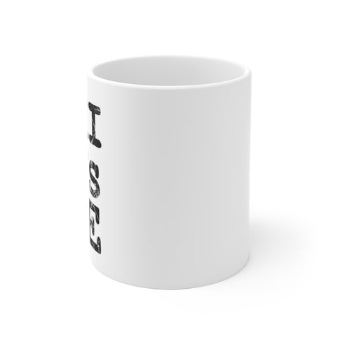 Image of Signature Chi Loves Me White Ceramic Mug