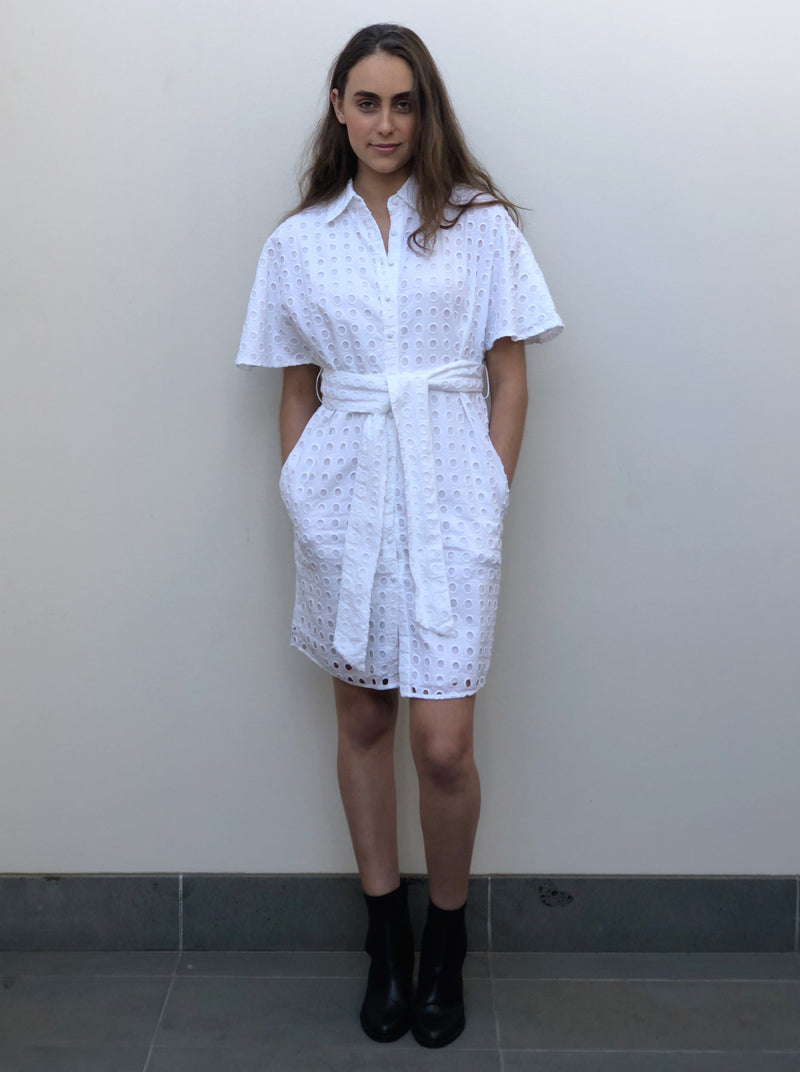 Alexa Breezy T-Shirt Dress