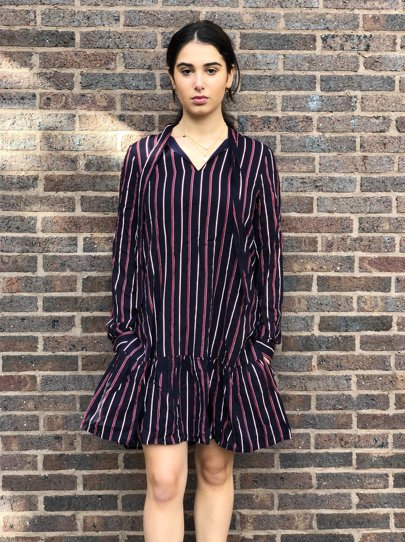 Madison Stripe Dress