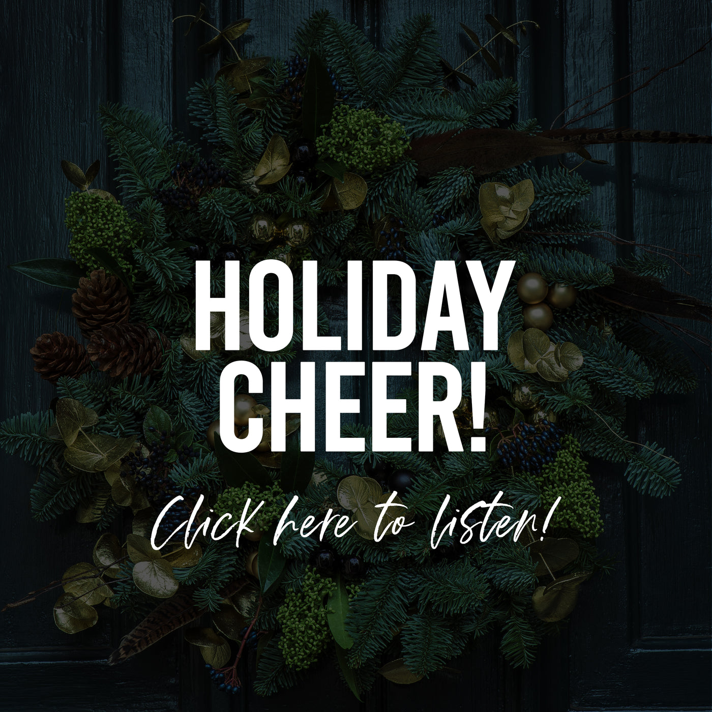 Gavin Luxe Holiday Cheer Playlist