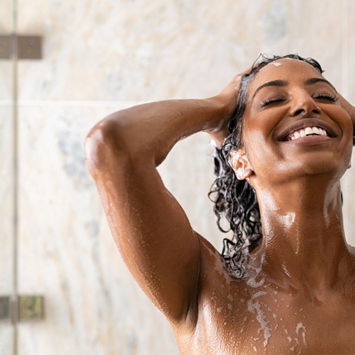 Boost Productivity at Home with a Midday Shower!