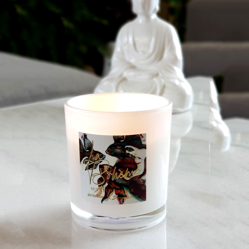 La Bohème Limited Edition Candle