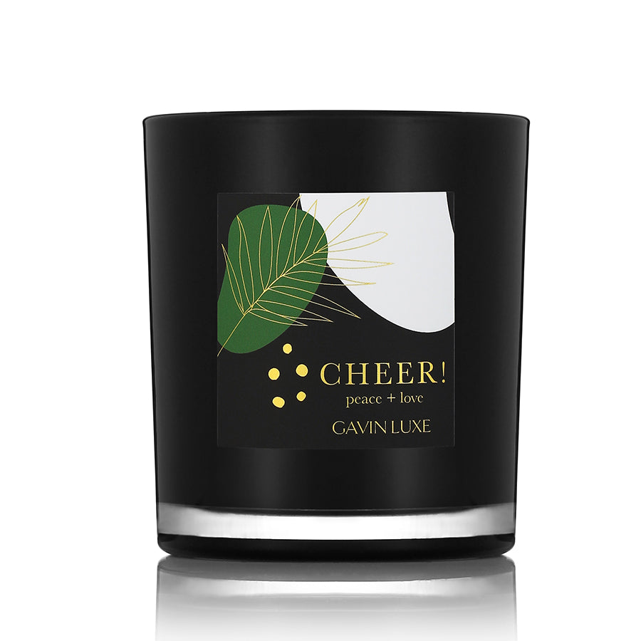 Cheer Holiday Candle