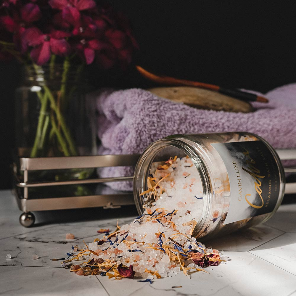 Calm Relaxing Bath Salts