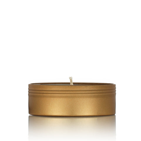 Virgel - Cashmere Woods & Sugared Grapefruit Travel Candle