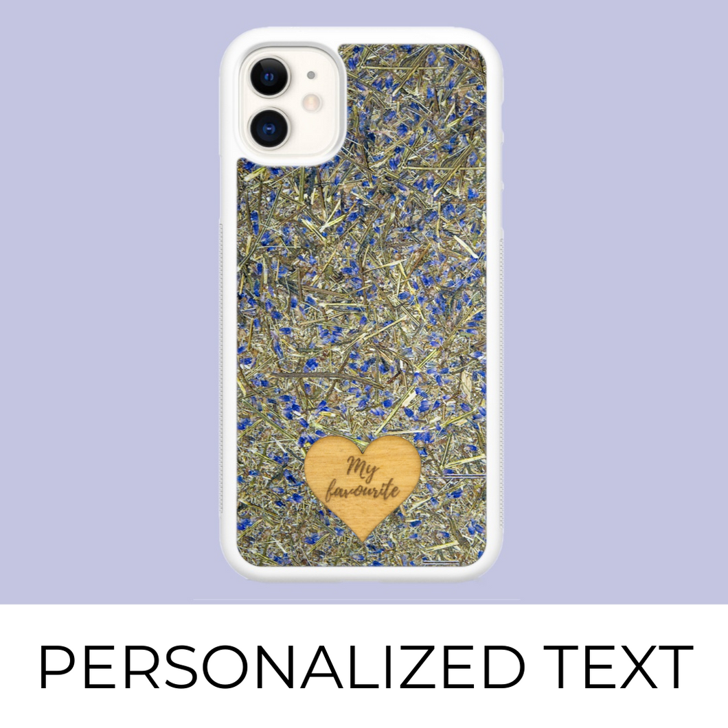 Lavender - Personalized phone case - Personalized gift