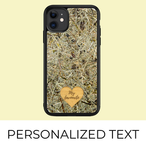 Alpine Hay - Personalized phone case - Personalized gift