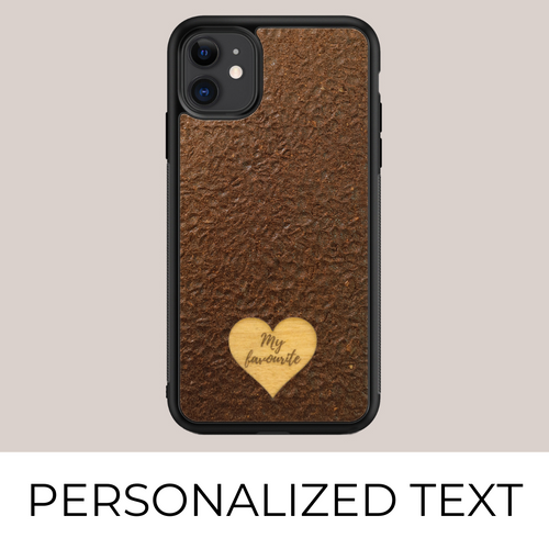 Coffee - Personalized phone case - Personalized gift
