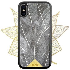 Organika Case - Skeleton Leaves