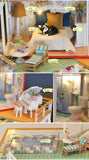 Miniature Doll House DIY 3