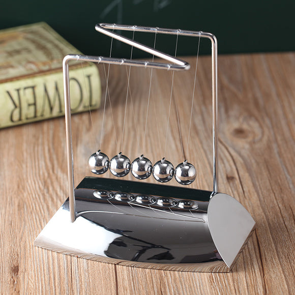 Z Shaped Newton's Cradle