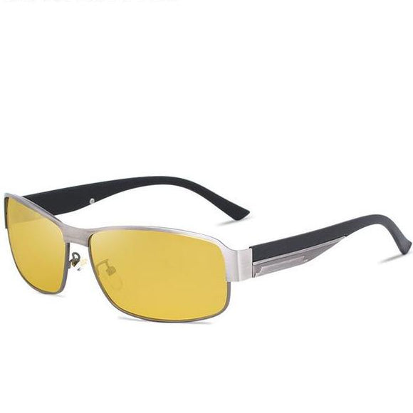 Yellow Polarized Sunglasses Men Women Night Vision Goggles Driving Glasses