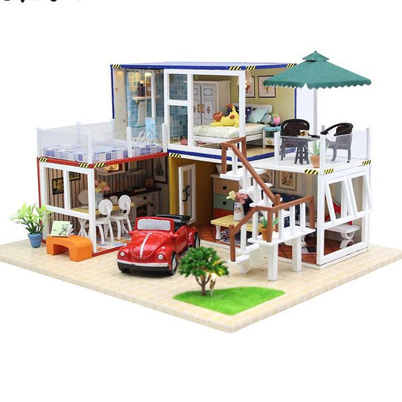 Miniature Doll House DIY