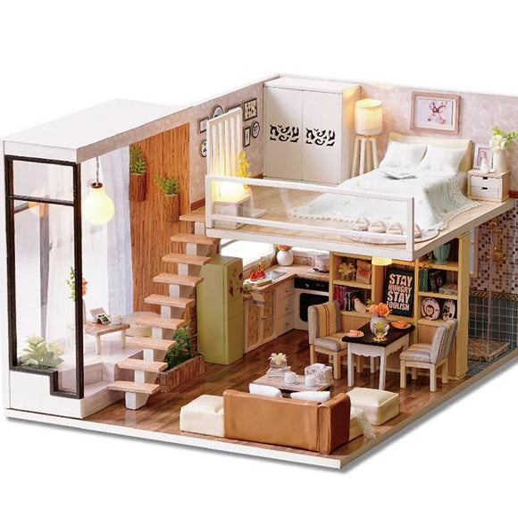 Miniature Doll House DIY 5