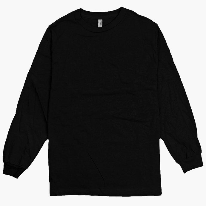 AAA Long Sleeve Black